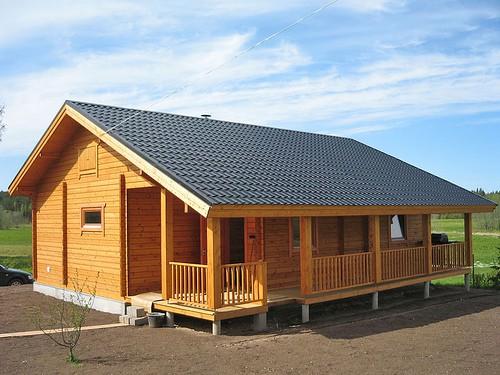 Disfruten de algunas fotos de casas madera.