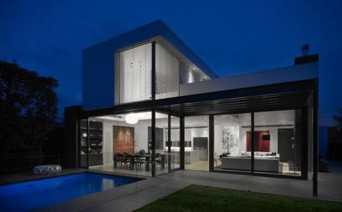 casas modernas fotos. casa moderna