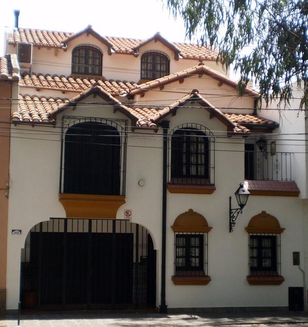 Fachadas De Casas Coloniales Ii Mundo Casascom