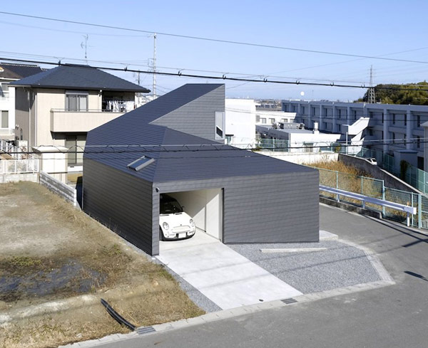 Foto de casa moderna Japonesa
