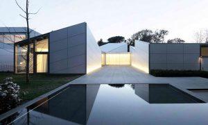 Una vivienda unifamiliar muy completa y moderna en España
