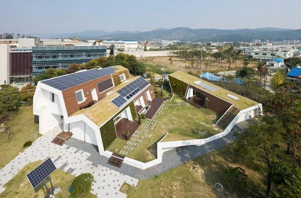 Casas sostenibles - Corea del sur - Tecnología ecológica (8)