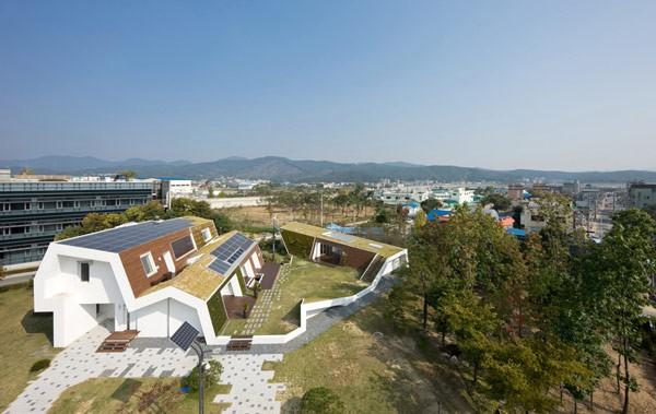 Casas sostenibles - Corea del sur - Tecnología ecológica (7)