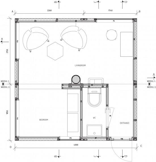 Planos de habitación en árbol (8)