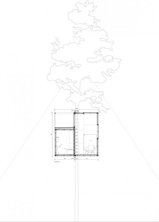 Planos de habitación en árbol (5)
