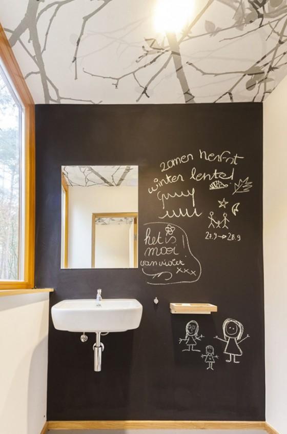 Casa de árbol en Bélgica para adultos (20)