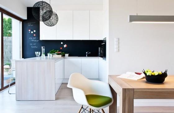 Diseño de interiores minimalista en casa de Polonia (4)