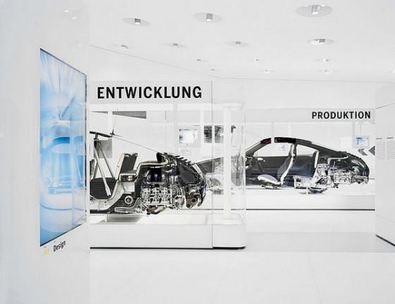 Edificio futurista museo del Porsche (2)