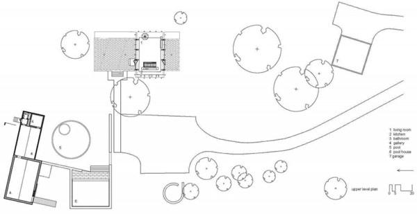 Casa colonial de mediados de siglo convertida en residencia de arquitectura diversa (1)