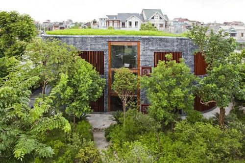 Casa ecológica en Vietnam (12)