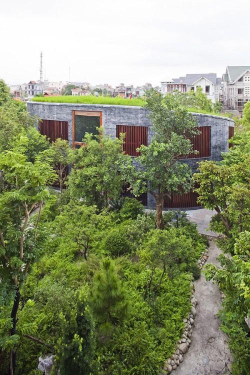 Casa ecológica en Vietnam (11)