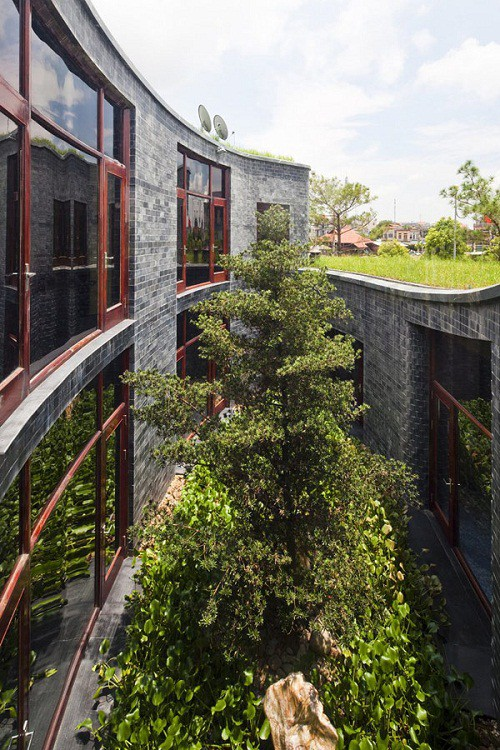Casa ecológica en Vietnam (7)