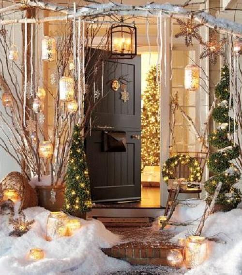 Decorando su fachada para esta navidad (9)