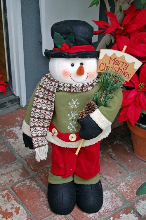 Decorando su fachada para esta navidad (8)