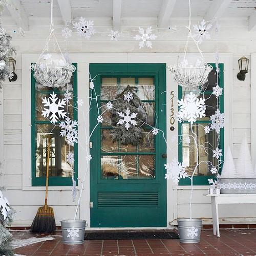 Decorando su fachada para esta navidad (7)