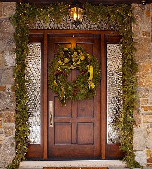Decorando su fachada para esta navidad (4)