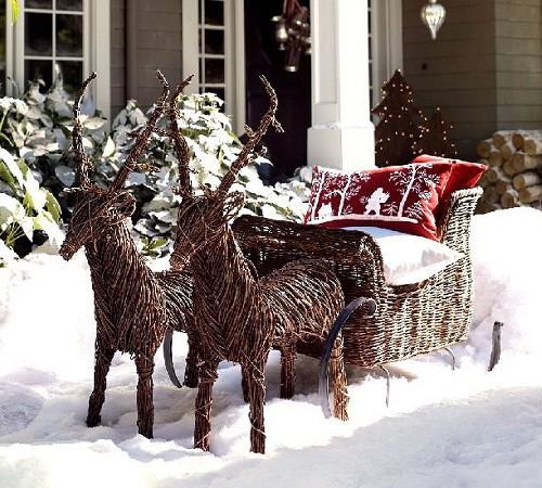 Decorando su fachada para esta navidad (2)