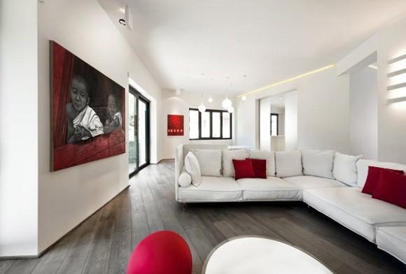 Apartamento italiano el apartamento Celio con planos incluidos (6)