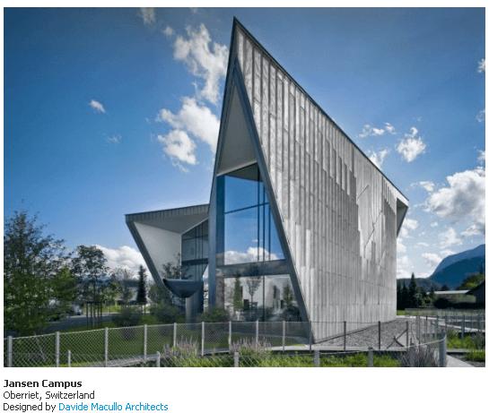 Arquitectura afilada 10 proyectos arquitectónicos a los cuales dudará en acercarse (6)