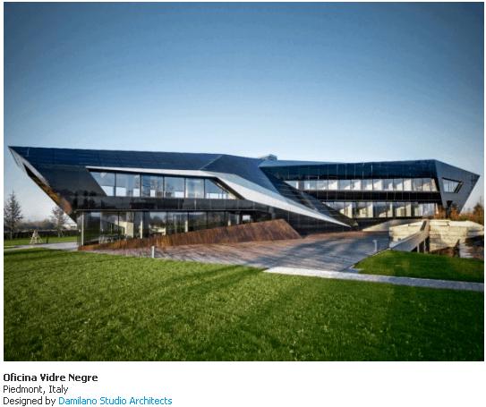 Arquitectura afilada 10 proyectos arquitectónicos a los cuales dudará en acercarse (4)