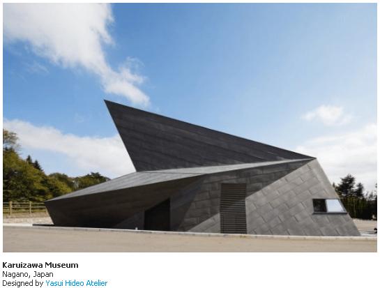 Arquitectura afilada 10 proyectos arquitectónicos a los cuales dudará en acercarse (2)