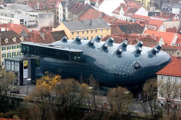Arquitectura y ciencia ficcion una combinación rara pero razonable (4)
