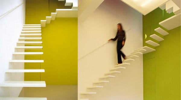 diseos de escaleras para casas y edificios
