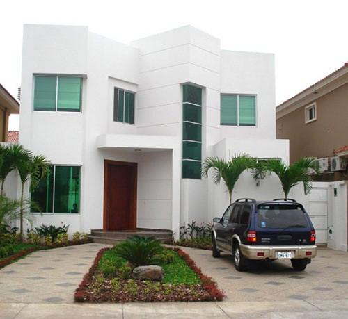 Fachadas de casas lujosas la verdadera comodidad (20)