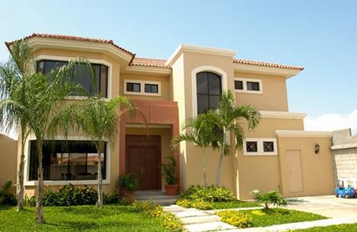 Fachadas de casas lujosas la verdadera comodidad (18)