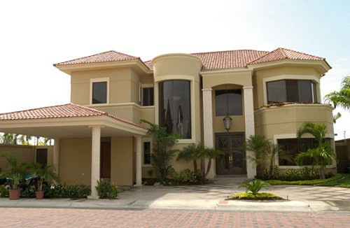 Fachadas de casas lujosas la verdadera comodidad (17)