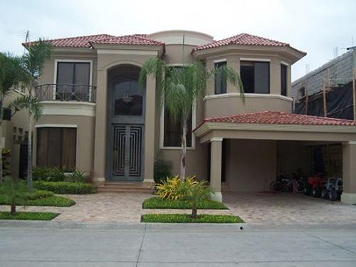 Fachadas de casas lujosas la verdadera comodidad (9)