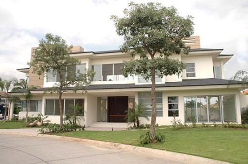 Fachadas de casas lujosas la verdadera comodidad (6)