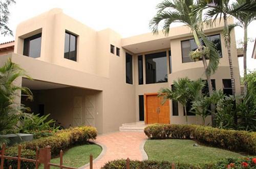 Fachadas de casas lujosas la verdadera comodidad (4)