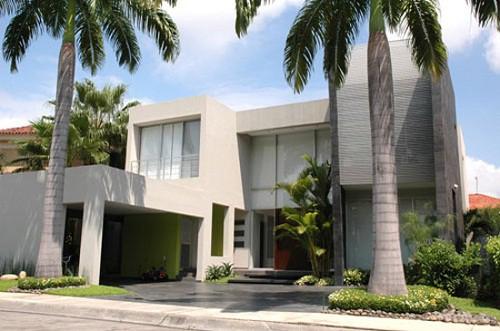 Fachadas de casas lujosas la verdadera comodidad (3)