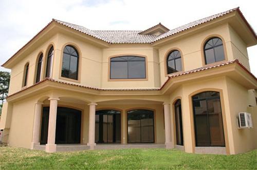 Fachadas de casas lujosas la verdadera comodidad (2)