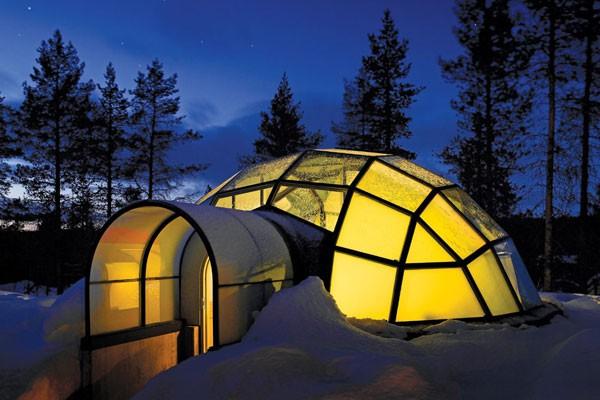 Vivir en la nieve – Casas para habitar en la nieve (6)