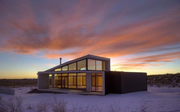 Vivir en la nieve – Casas para habitar en la nieve (2)