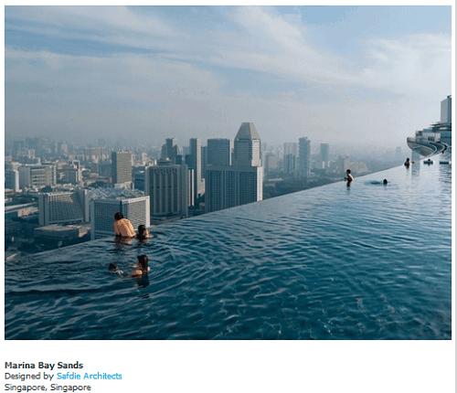Las 11 piscinas infinitas más espectaculares del mundo (1)