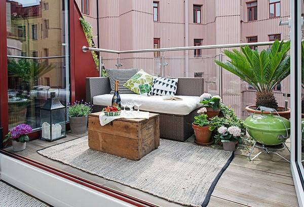 Mansion de lujo en suecia con un claro estilo familiar