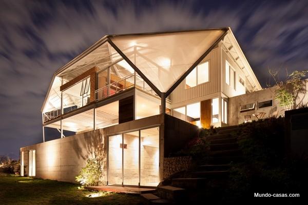 Casas modernas en el salvador - La piscucha (3)