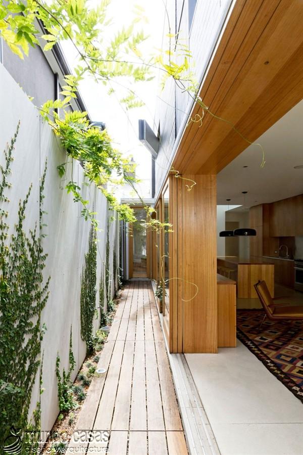 Cuando la frescura y lo natural se mezclan con lo moderno en Sidney australia