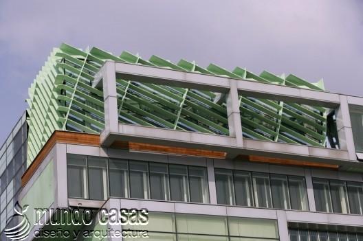 Ambientación de interiores de la Cámara de Comercio e Industria de Eslovenia (1)