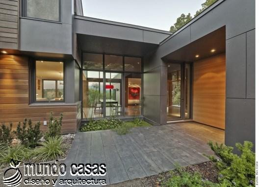 T-House por Natalie Dionne Architecture (2)