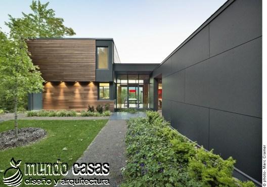 T-House por Natalie Dionne Architecture (6)