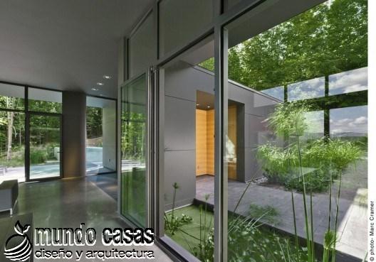T-House por Natalie Dionne Architecture (7)