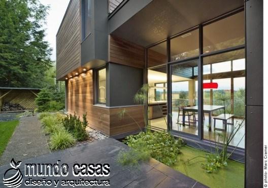 T-House por Natalie Dionne Architecture (8)