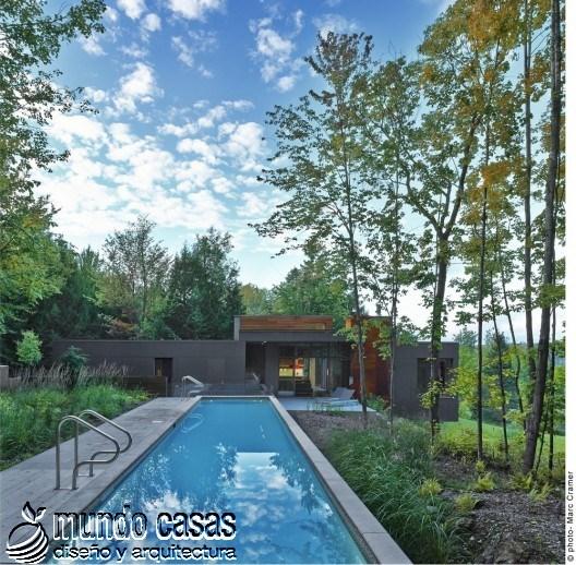 T-House por Natalie Dionne Architecture (9)