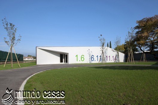 Un nuevo concepto en guarderías, C+S arquitectos en Italia (7)