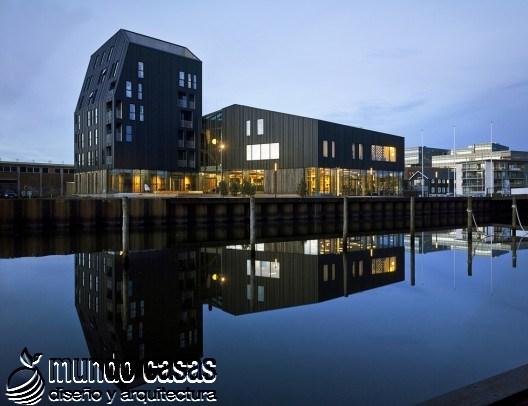 Casa North Atlantic  Cornelius + Vöge en Odense, Dinamarca (3)