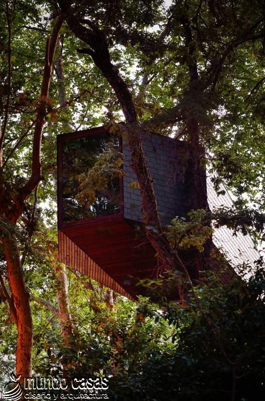 Casas Tree Snake a cargo de los hermanos Rebelo de Andrade en Portugal (1)